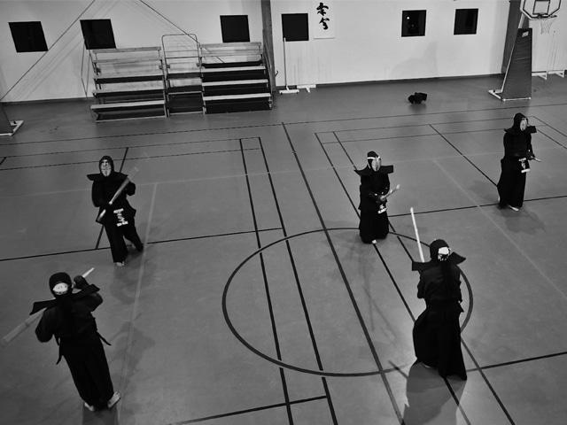 Présentation de la vidéo kendo naginata réalisée par l'agence NL